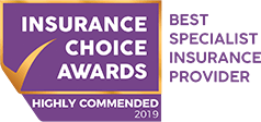 Insurance Choice Highly Commended