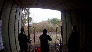 Clay pigeon shooting locations