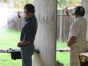 Pistol shooting activities to try in the off-season