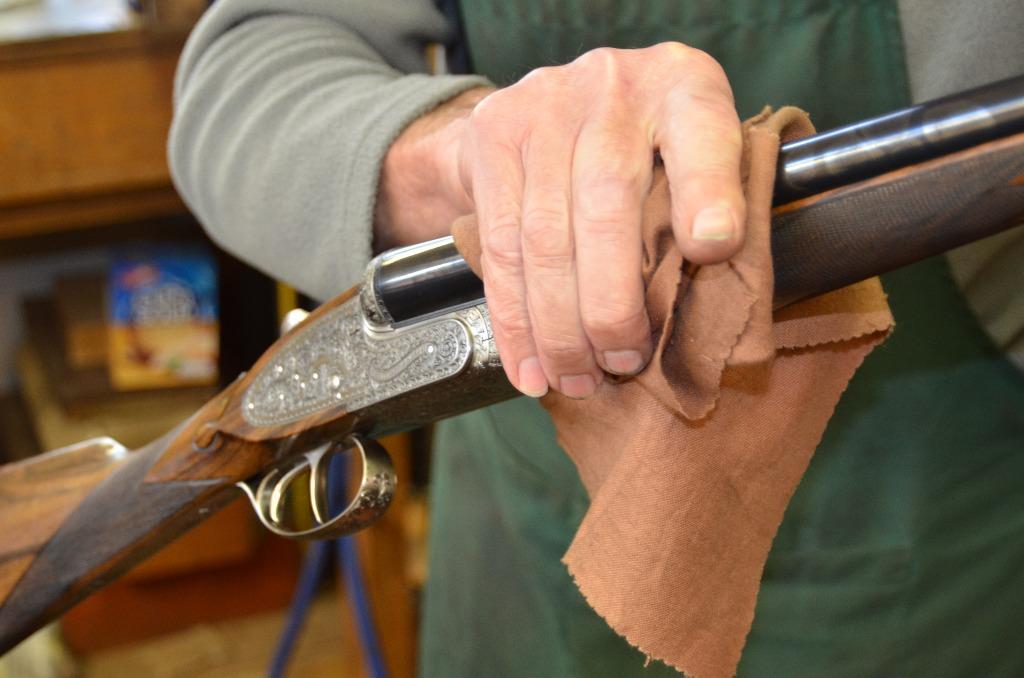 Shotgun maintenance