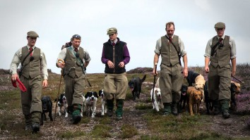 What's Your Grouse Hunting Kit Worth?