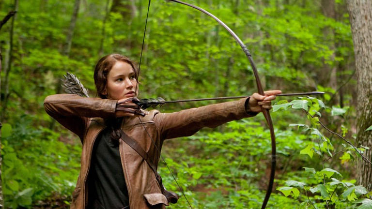 Archery in the Hunger Games